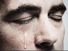 tears-on-mans-face